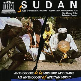 Sudan: Music of the Blue Nile Province - The Gumuz Tribe