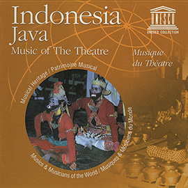 Indonesia: Java - Music of the Theatre
