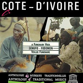 Côte d'Ivoire: A Senufo-Fodonon - Funerary Vigil