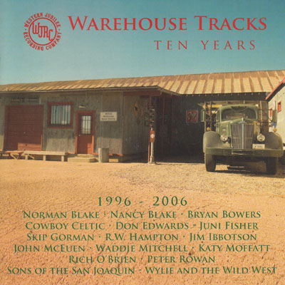 Warehouse Tracks