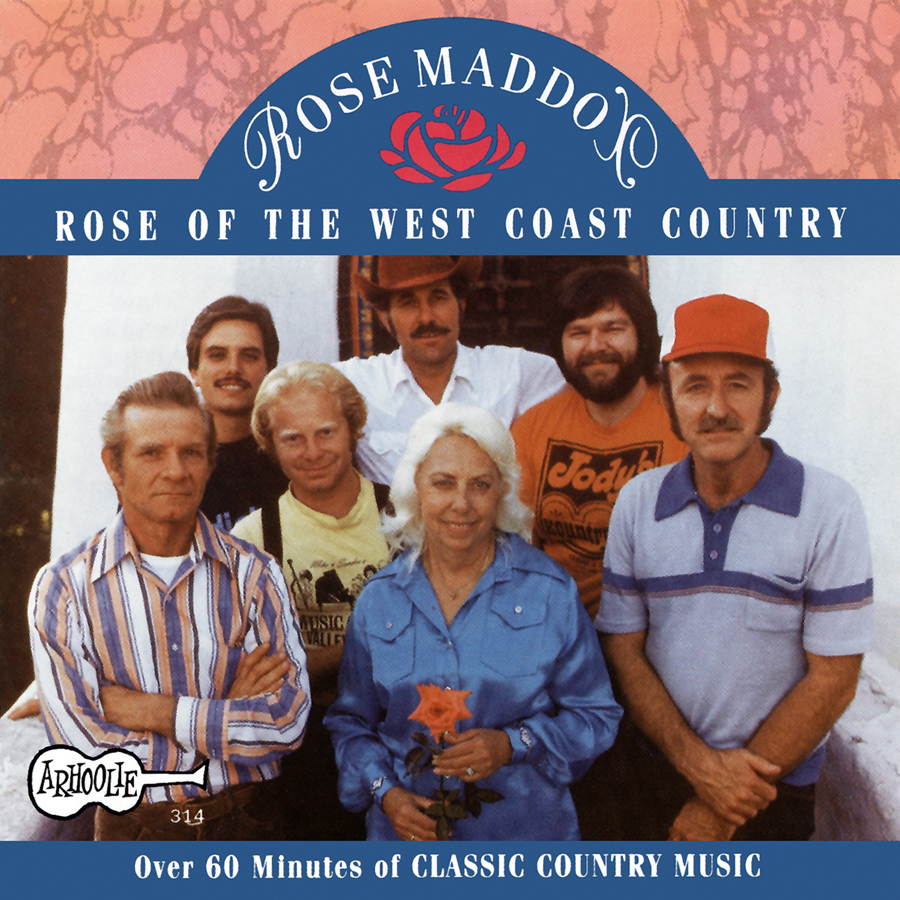 Rose of the West Coast Country