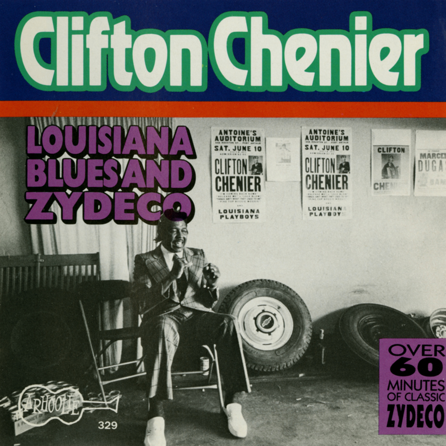 Louisiana Blues & Zydeco