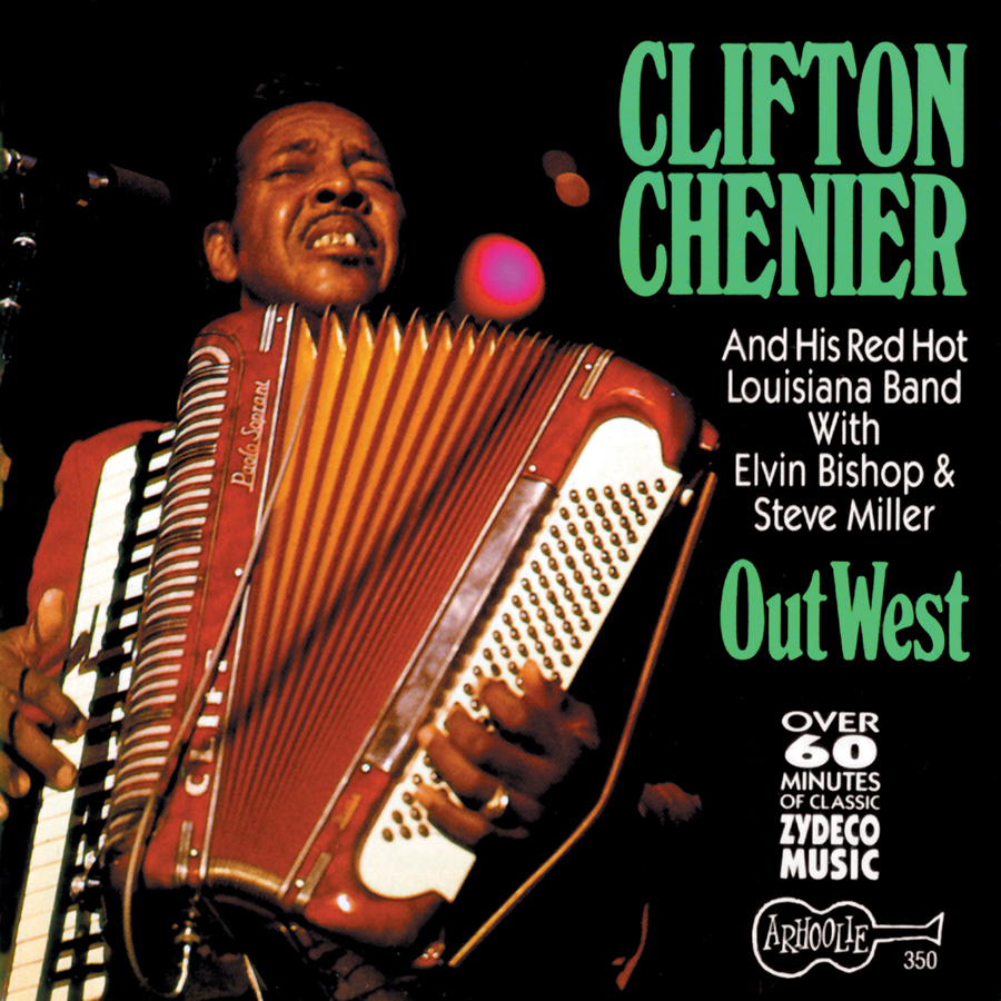 Out West CD artwork