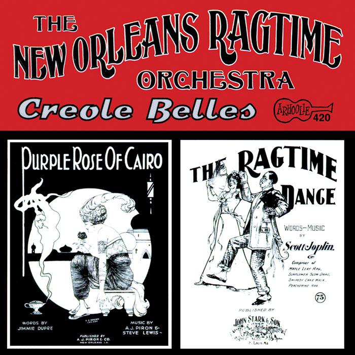Creole Belles CD artwork
