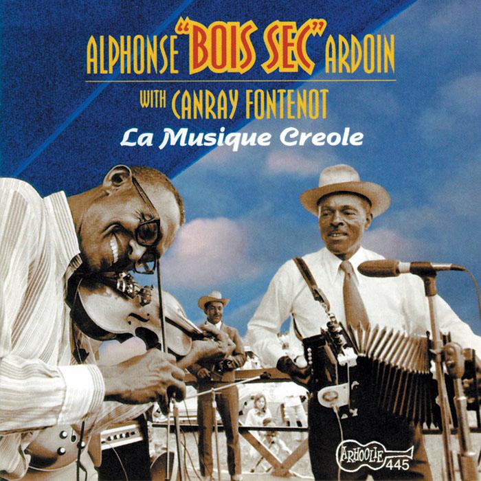 La Musique Creole CD artwork
