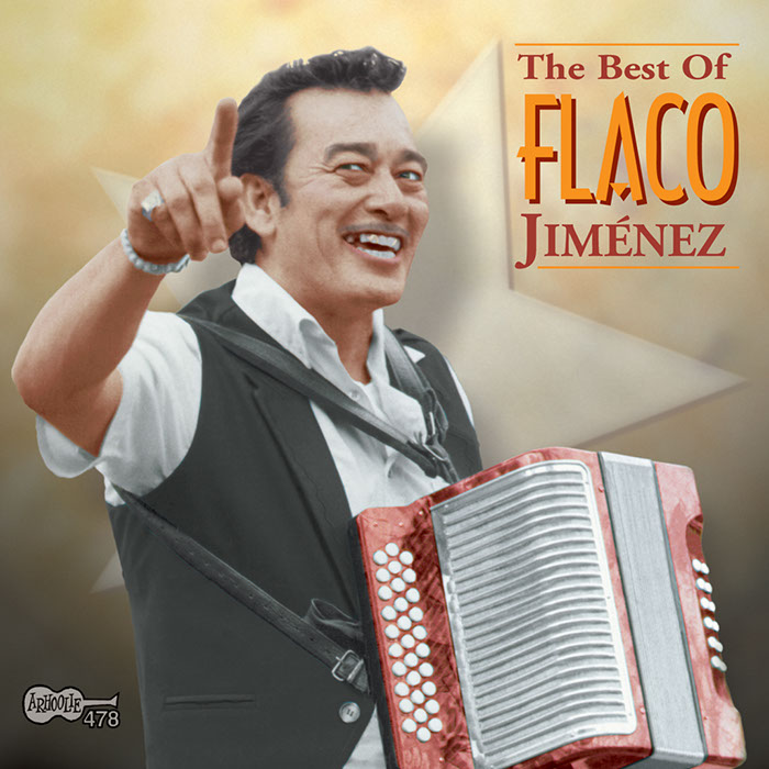The Best of Flaco Jimenez