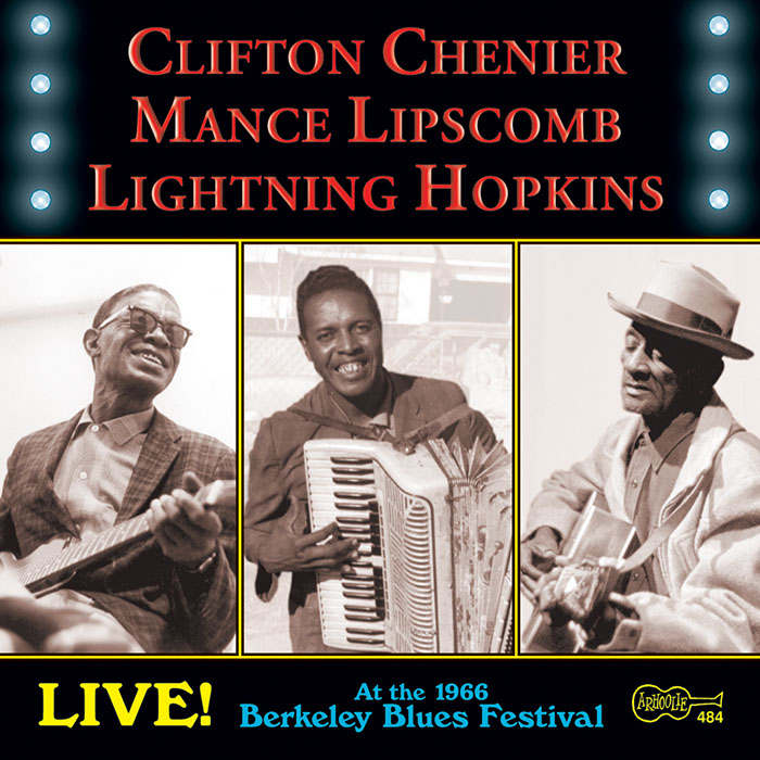 Live! - At the 1966 Berkeley Blues Festival