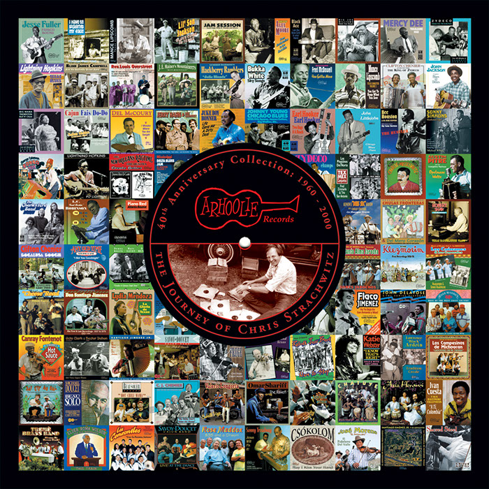 Arhoolie Records 40th Anniversary Collection: 1960 - 2000