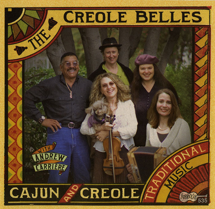 Cajun and Creole Traditional Music