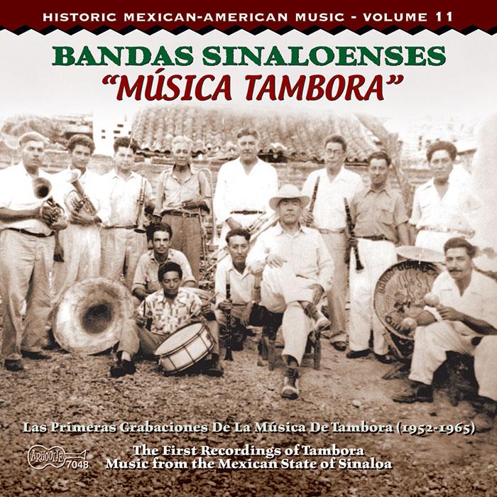 Bandas Sinaloenses Música Tambora