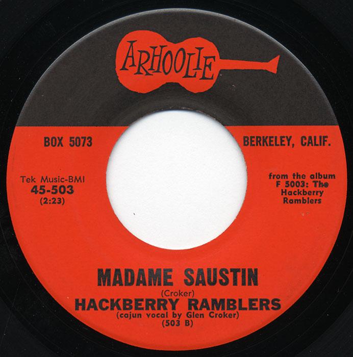 Madame Saustin / Turtle Tail