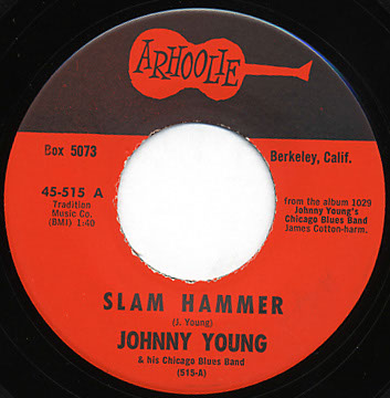 Slam Hammer / Wild, Wild Woman