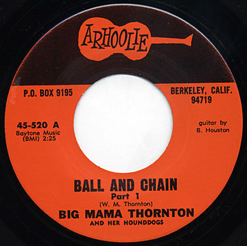 Ball N' Chain / Wade in the Water