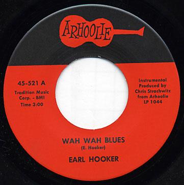 Wah Wah Blues / You Don't Want Me