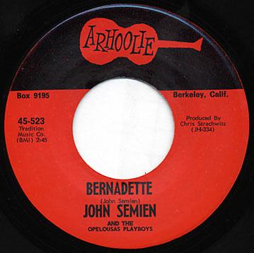 Bernadette / Chi Ca Nai (A Slow Drag)