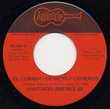 El Corrido de Henry Cisneros / Tienes Que Pagar