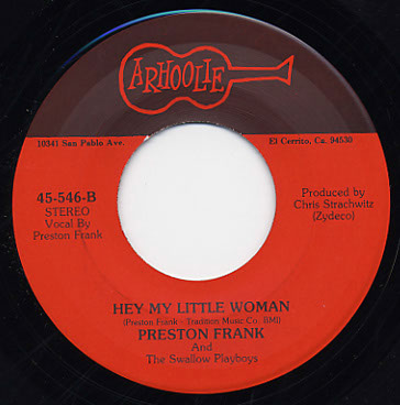 Swallow Special / Hey My Little Woman