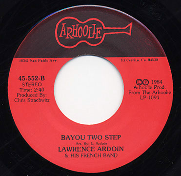 My Baby Don't Wear No Clothes / Bayou Two Step