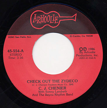 Check Out the Zydeco / She's My Woman