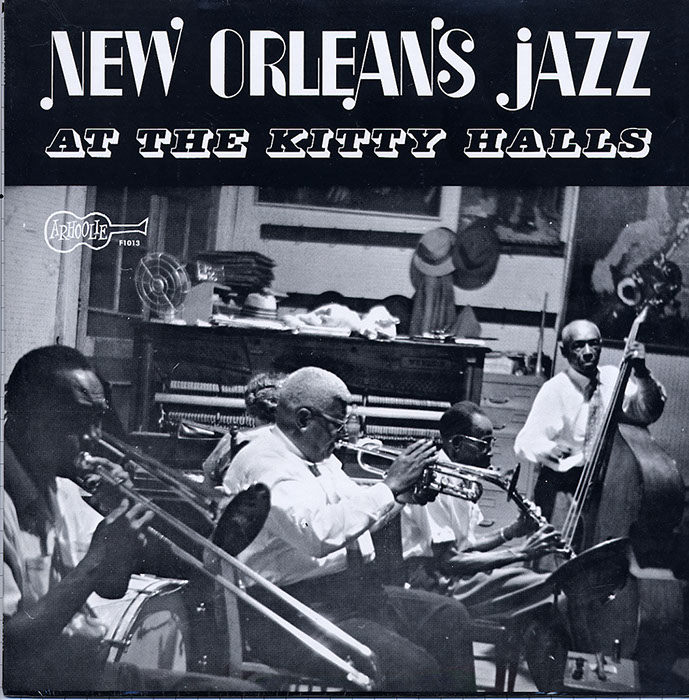 New Orleans Jazz at the Kitty Halls
