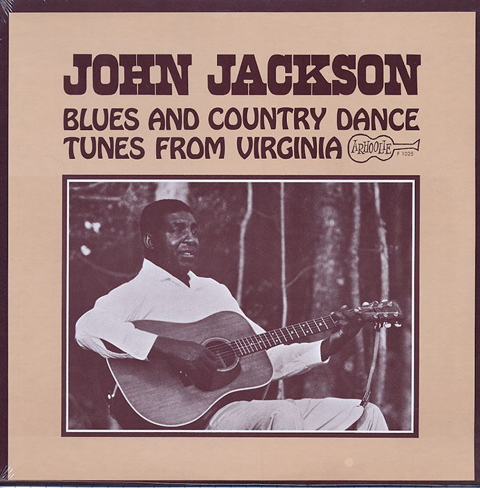 Blues and Country Dance Tunes from Virginia