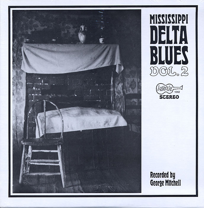 Mississippi Delta Blues Vol. 2