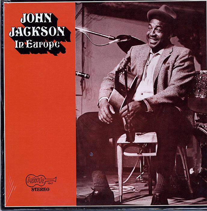 John Jackson in Europe