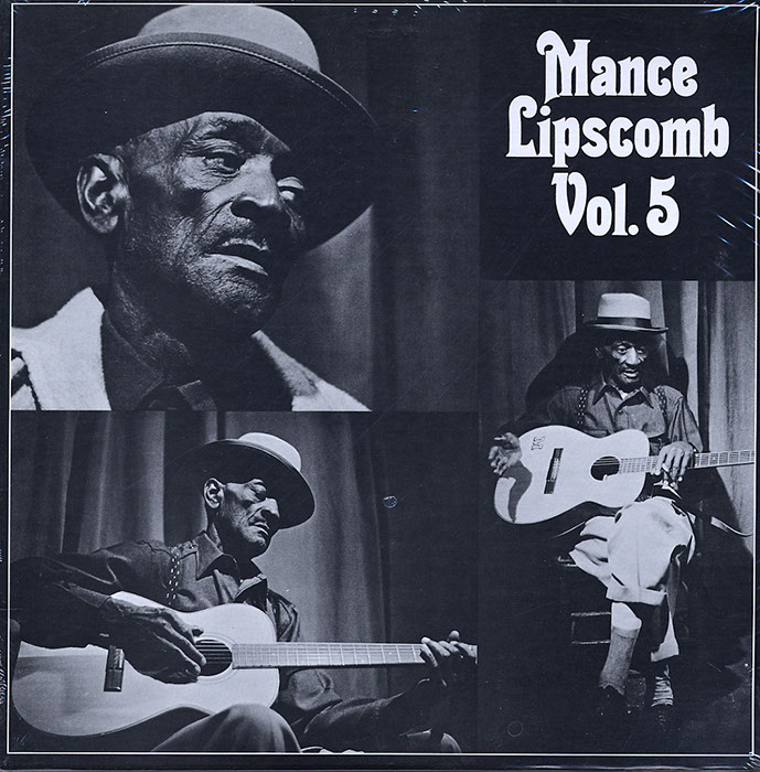 Mance Lipscomb Vol. 5: Texas Blues