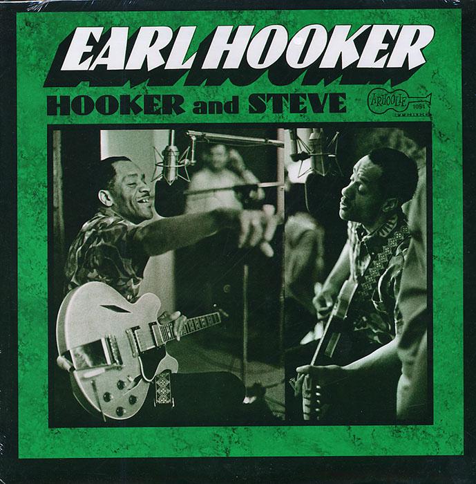 Hooker and Steve