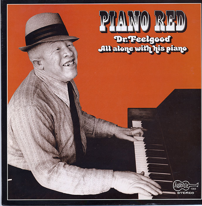 Dr. Feelgood All Alone With His Piano