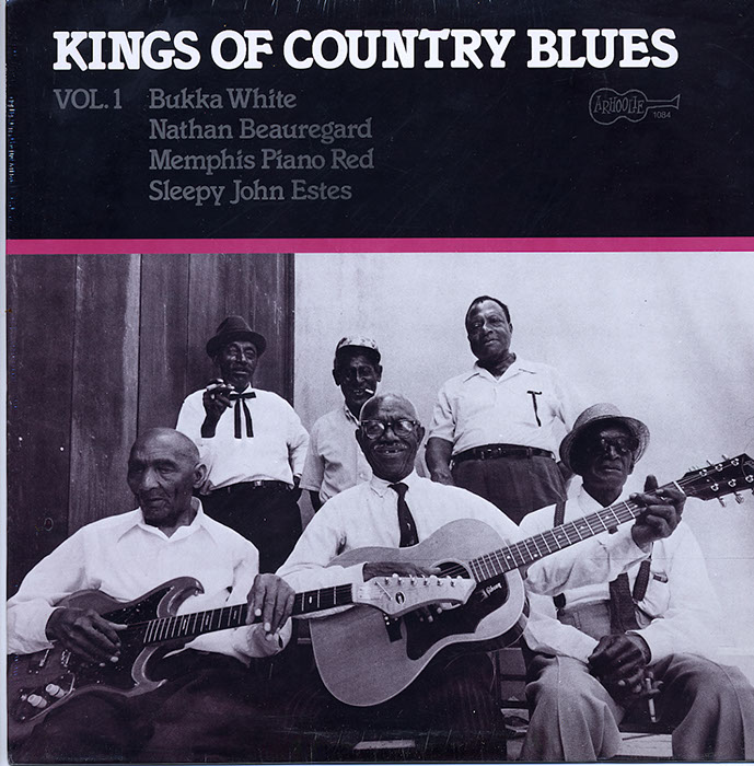 Kings Of Country Blues Volume 1