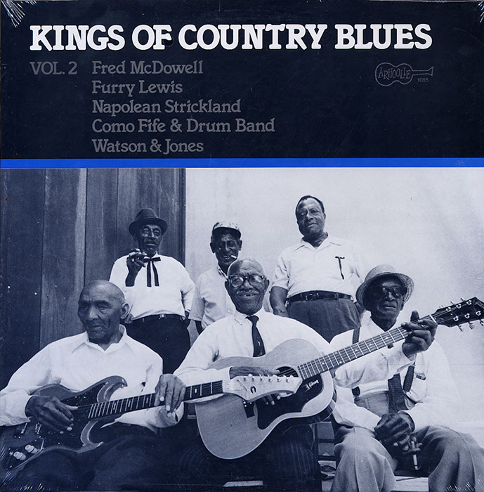 Kings Of Country Blues Volume 2