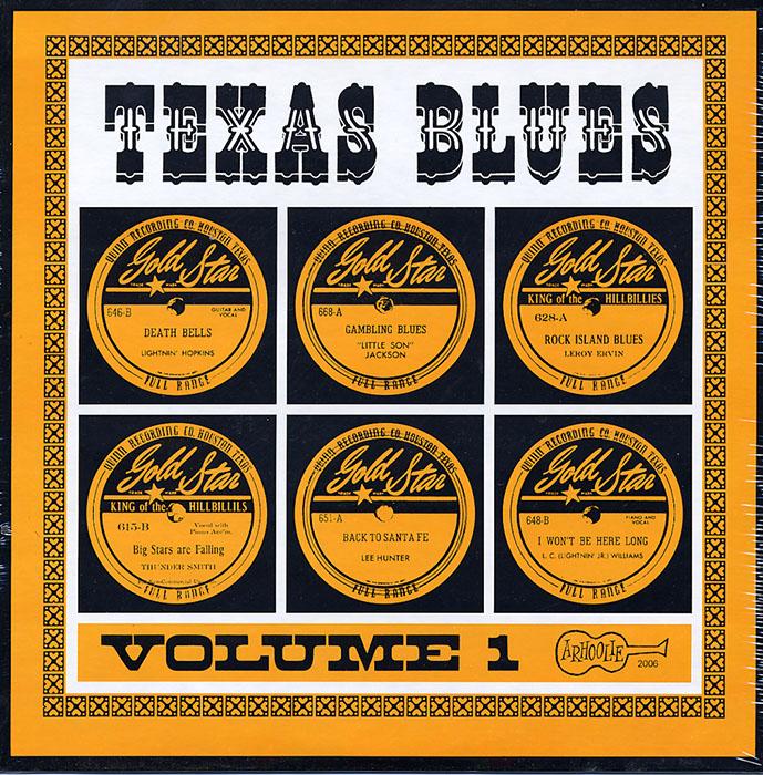 Texas Blues Vol. 1