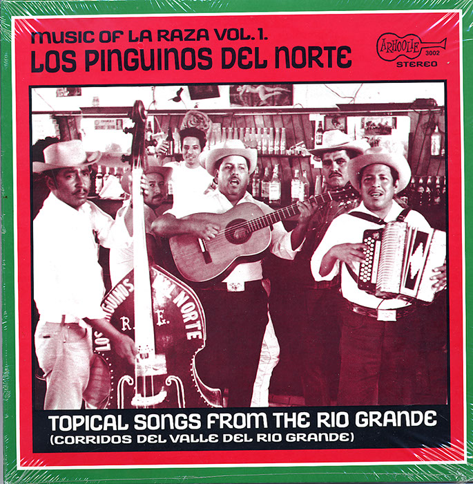 Topical Songs from the Rio Grande (Corridos del Valle del Rio Grande)