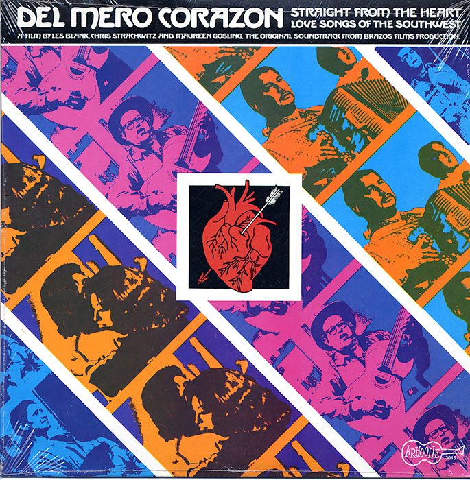 Del Mero Corazon - Love Songs Of The Southwest Film Soundtrack