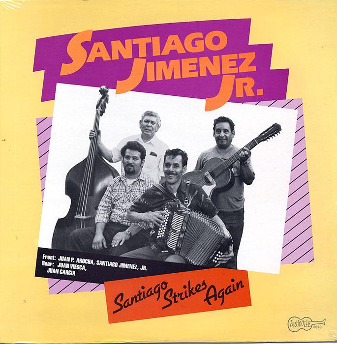 Santiago Strikes Again!