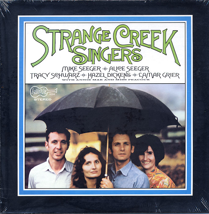 Strange Creek Singers (LP Edition)