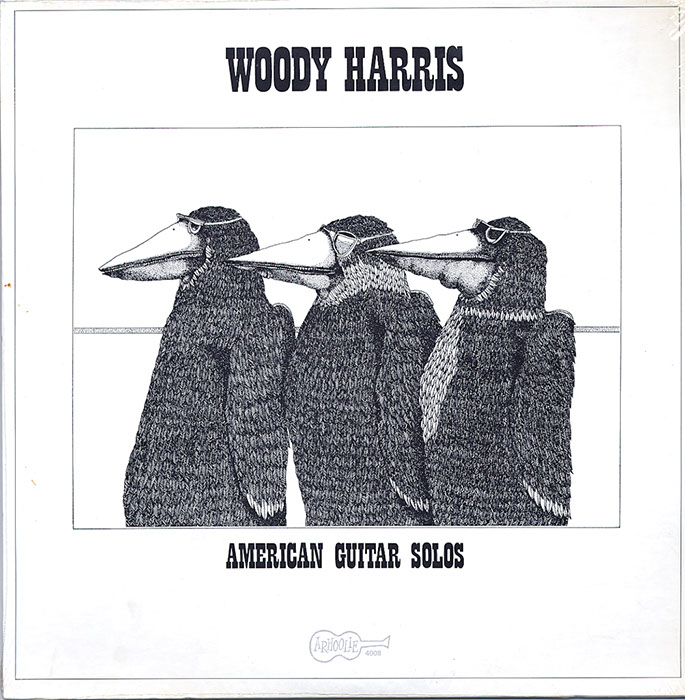 American Guitar Solos