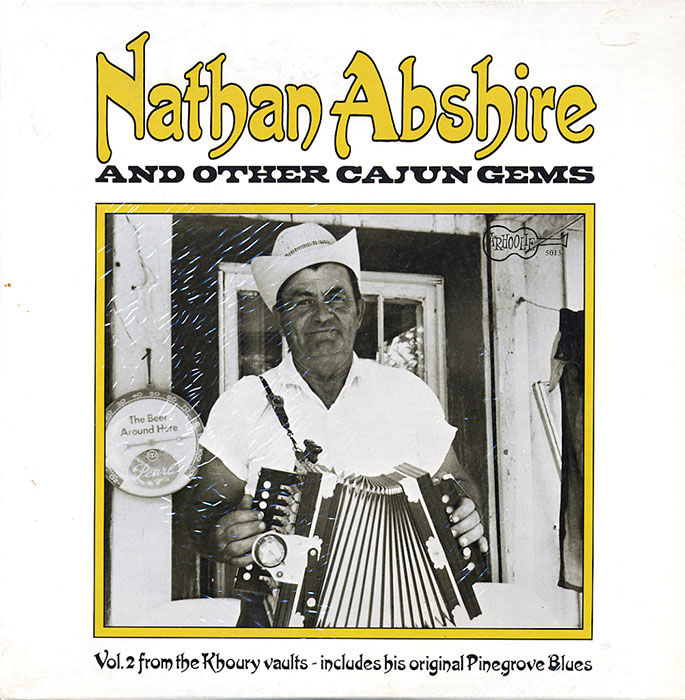Nathan Abshire and Other Cajun Gems