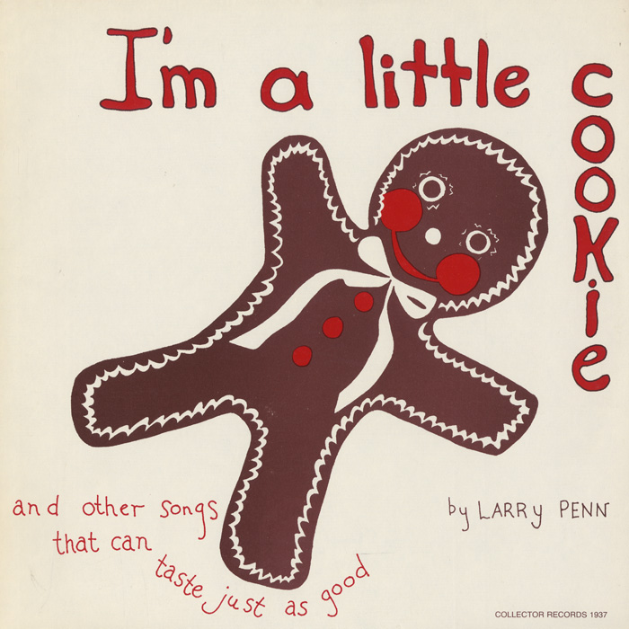 I'm A Little Cookie and Other Songs that Can Taste Just as Good