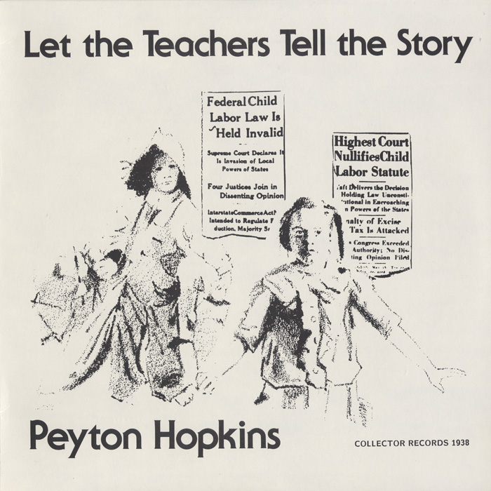 Let the Teachers Tell the Story