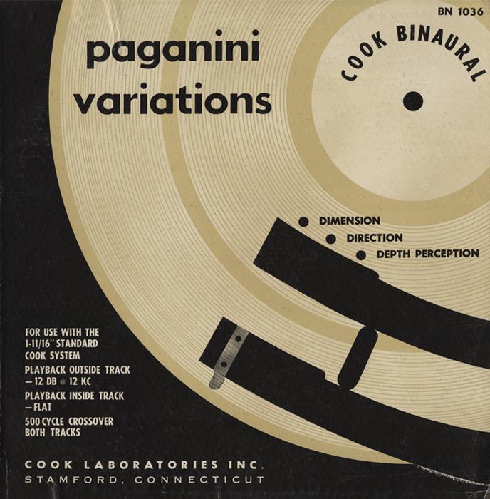 Paganini Variations