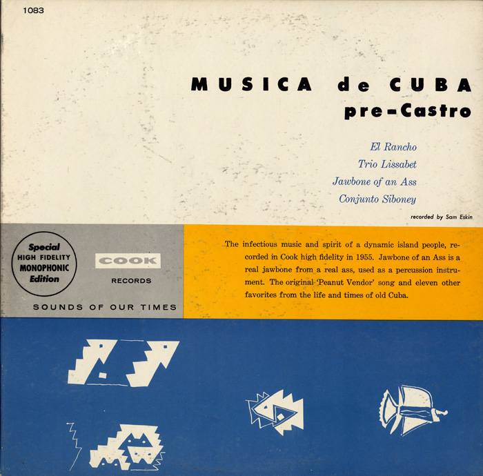 Musica de Cuba pre-Castro