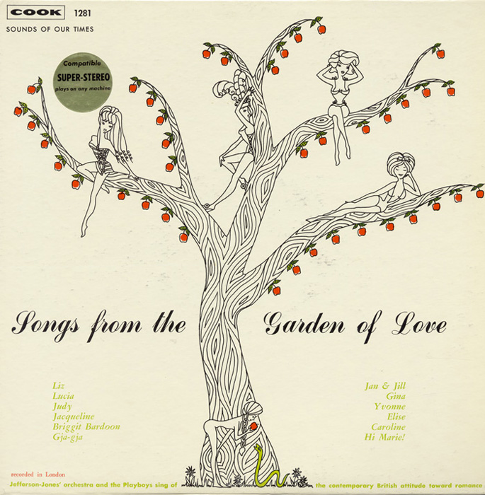 Songs from the Garden of Love