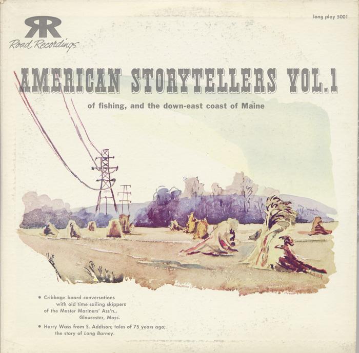American Storytellers, Vol. 1