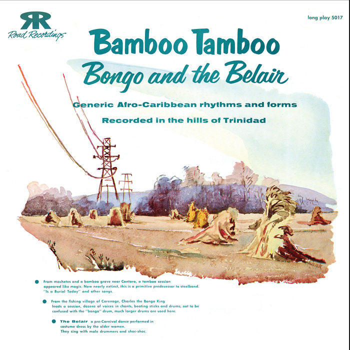 Bamboo-Tamboo, Bongo and Belair