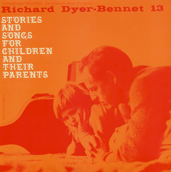 Richard Dyer-Bennet, Vol. 13