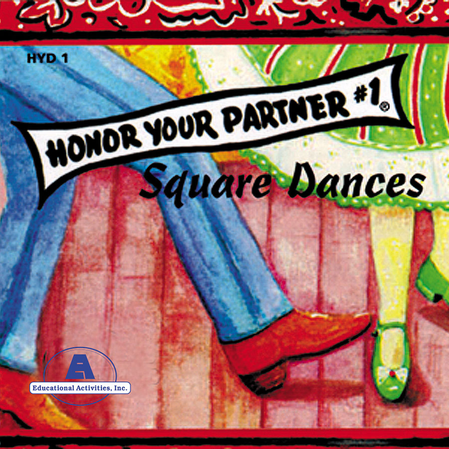 Honor Your Partner, Vol. 1: Square Dances