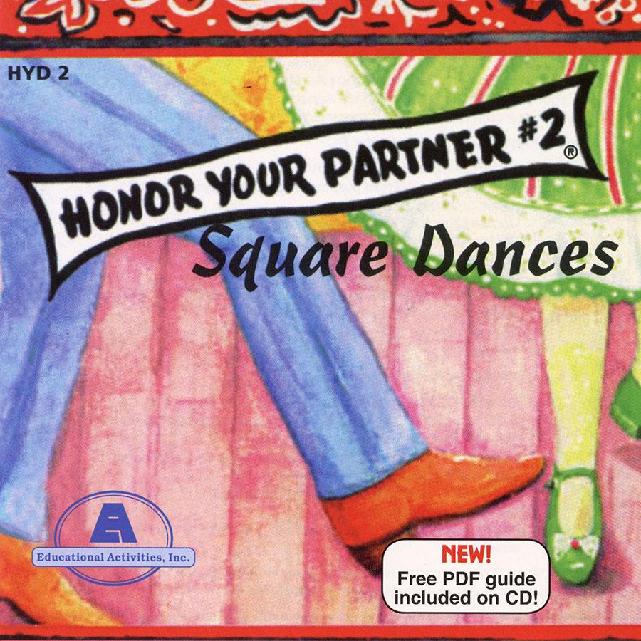 Honor Your Partner, Vol. 2: Square Dances
