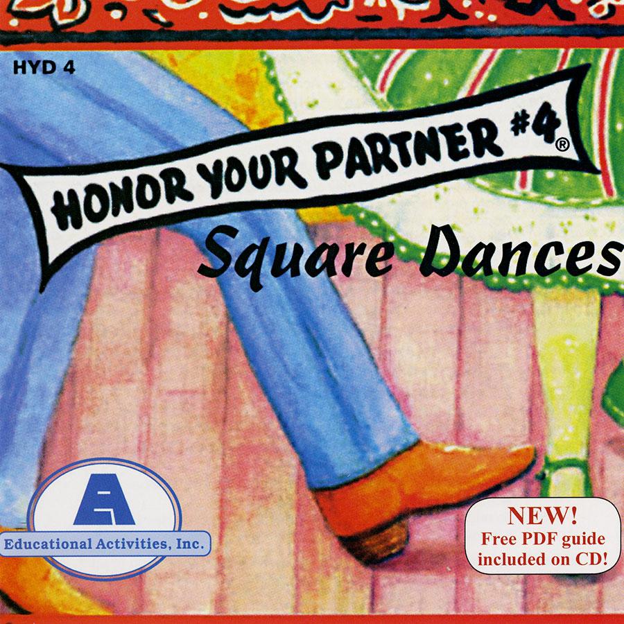 Honor Your Partner, Vol 4: Square Dances
